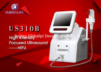 Portable High Intensity Focused Ultrasound Hifu Machine With 3 Transducers