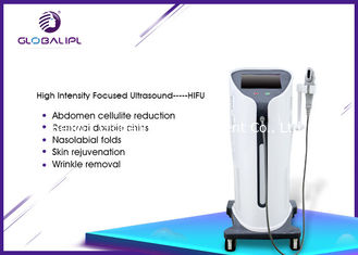 Wrinkle Removal Hifu Beauty Machine No Side Effects Body Slimming Machine