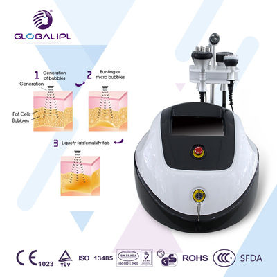 Body Shaping Vacuum 8.4'' 40KHz RF Cavitation Slimming Machine