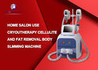 Professional RF Cavitation Cryolipolysis Fat Freeze Slimming Machine English Language