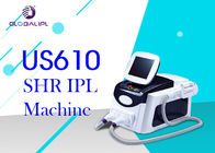 China Tratamento vascular indolor do equipamento verdadeiro do IPL SHR da safira fábrica