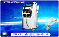 English Ipl Diode Laser Machine Ultra Quiet Water Pump 2 In 1