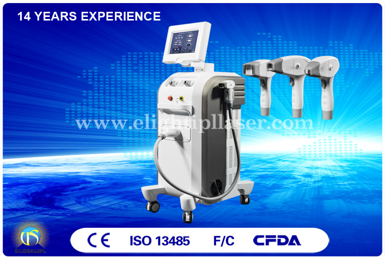 Non - Invasive Rf Radio Frequency Skin Tightening Machine Precision Targeting