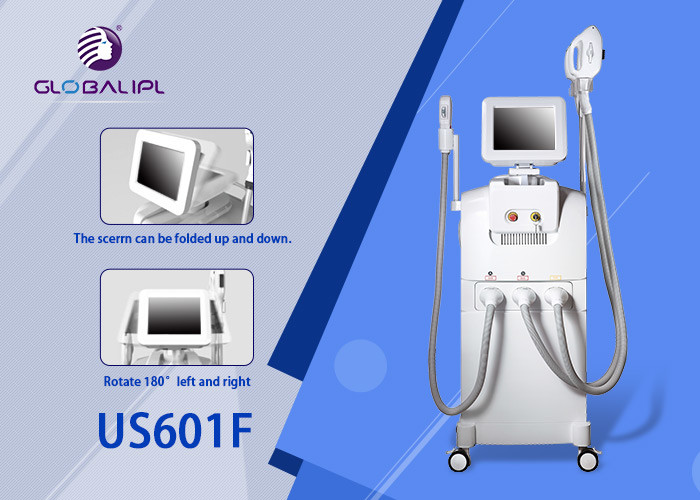 Super Skin Rerjuvenation Ipl Beauty Equipment Imported Water Pump