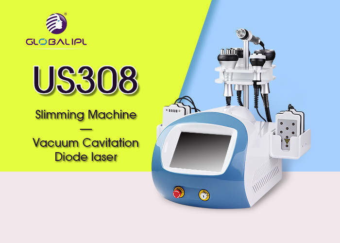 High Power Ultrasonic Cavitation Slimming Machine RF Vacuum Machine