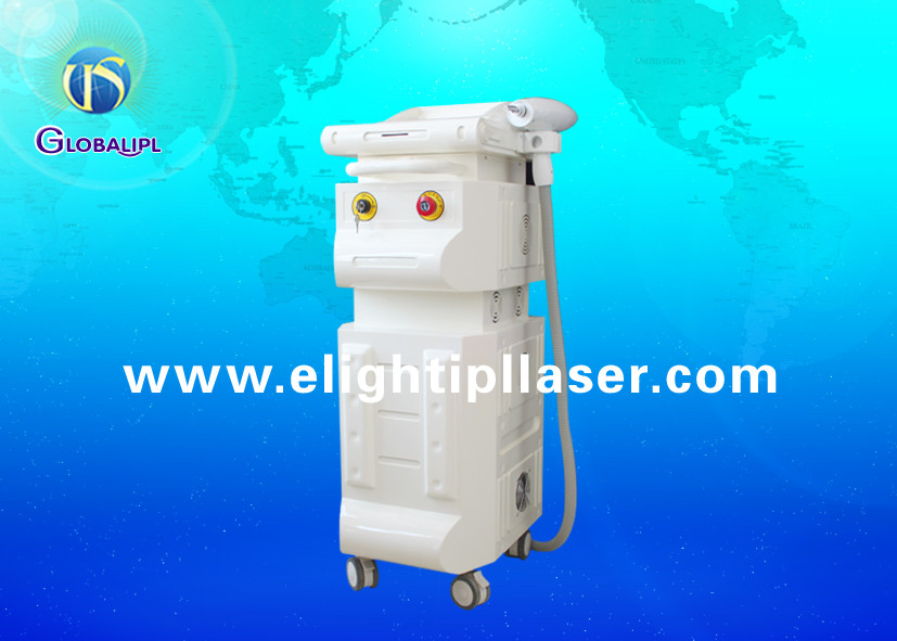 Body Hair Removal Tattoo Removal Lasers Machines , Skin Rejuvenation Equipment