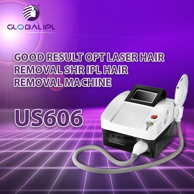 Salon IPL RF Beauty Equipment 1800W Output With New Developed Luxury Handpiece