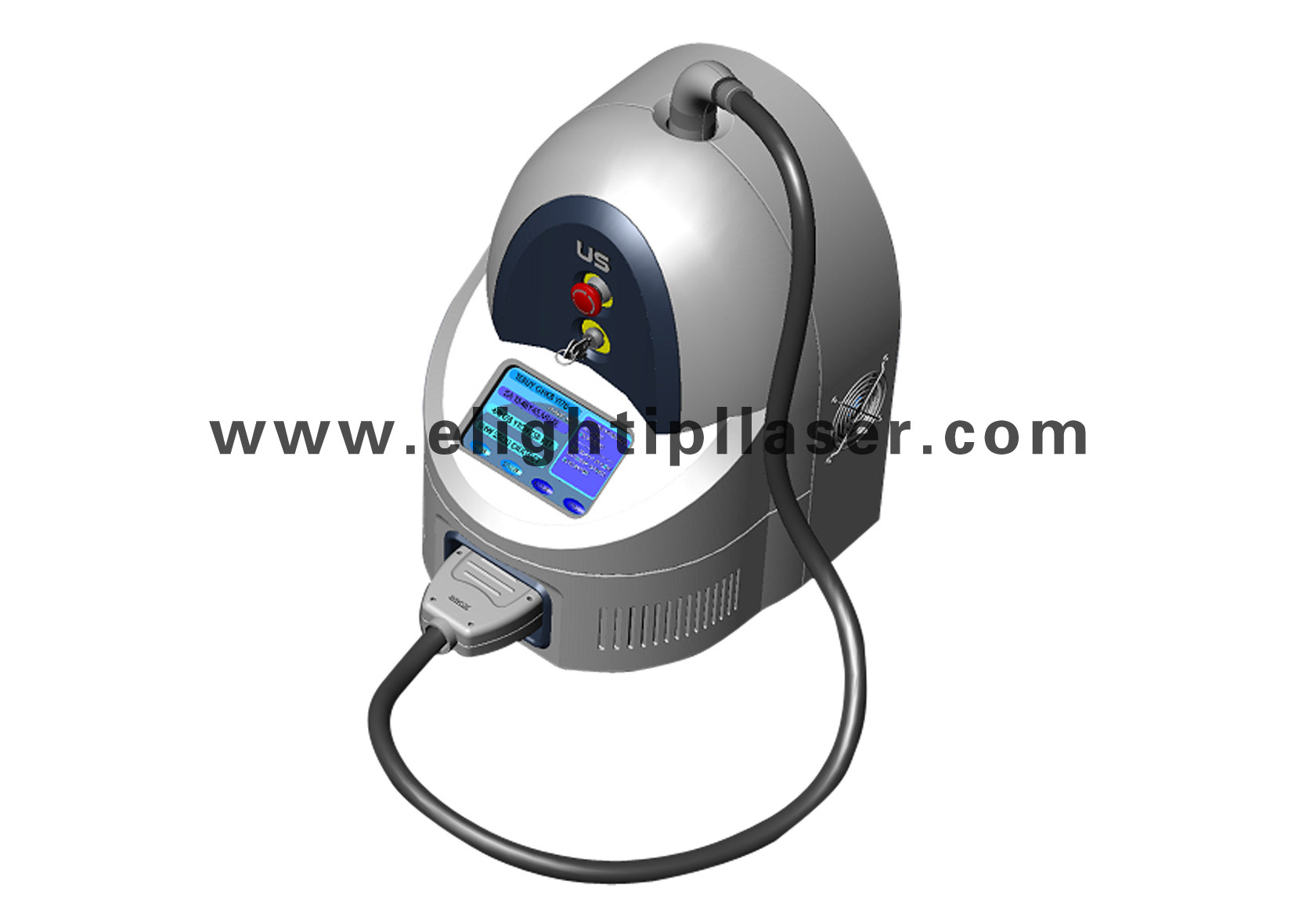 Whelk / Scars Painless RF Cavitation Slimming Machine Lose Weight , Salon Beauty Equipment