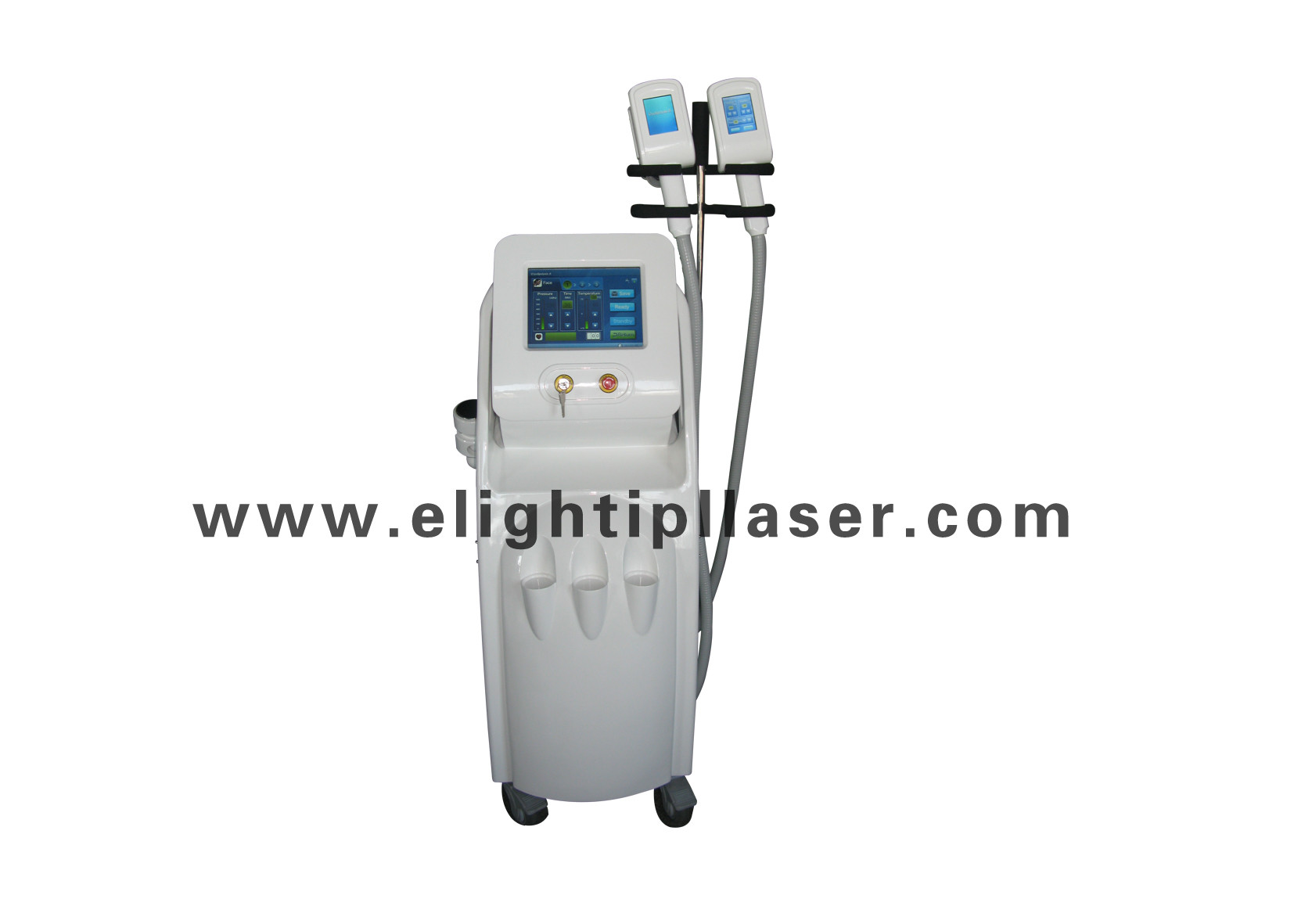 Cryolipolysis Machine With Cold Laser 0--1Mpa Vacuum Pressure , Body Slimming , Face Thinner