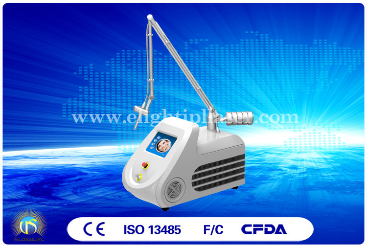 Portable CO2 Fractional Laser Machine Sun Damage Recovery